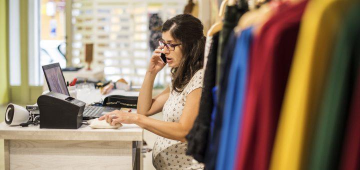 Praca kobiet w ciąży w systemie przerywanego czasu pracy